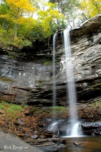 Lower Falls of Hills Creek, Pocahontas County, Allegheny Highlands Region