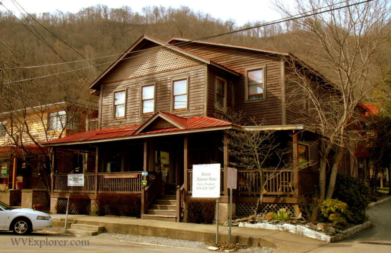 Matewan lodges welcome ATVs