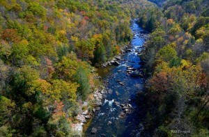 Meadow River above Gauley River National Recreation Area, New River Gorge Region