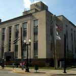 Mingo County Courthouse at Williamson, WV, Hatfield & McCoy Region