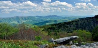 Pendeleton County, Potomac Branches Region