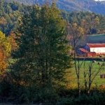 Barn in Raleigh County, New River Gorge Region