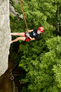 Above the treeline in New River Gorge, Climbing Areas. Adventures on the Gorge