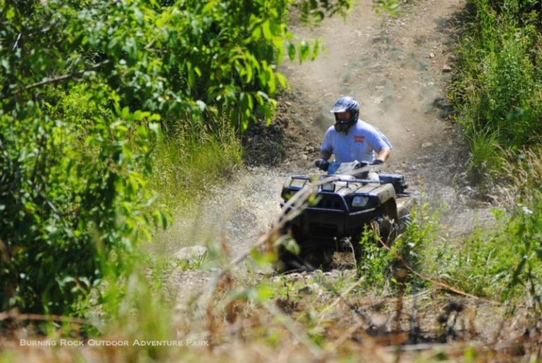 Burning Rock ATV park near Beckley to reopen May 2