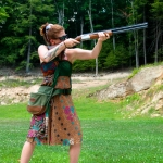 Skeet Shooting on the New River Gorge, Adventures on the Gorge