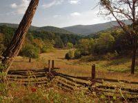 Smoke Hole Countryside, West Virginia Regions, Monongahela National Forest, Potomac Branches Region