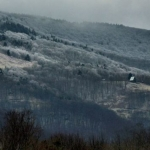 Snow in the Allegheny Mountains, Allegheny Highland Region