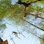 Climbing through the sky, Adventures on the Gorge