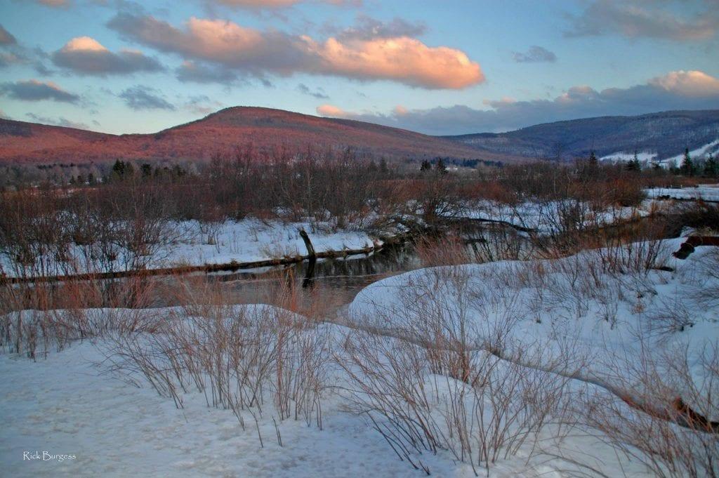 Blackwater River, Canaan Valley, Allegheny Highlands Region