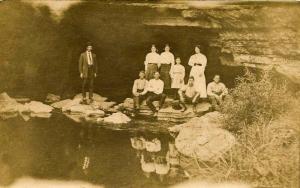 Picnic at Sinks of Gandy, Osceola, WV, Caving Organizations, Randolph County, Allegheny Highlands Region