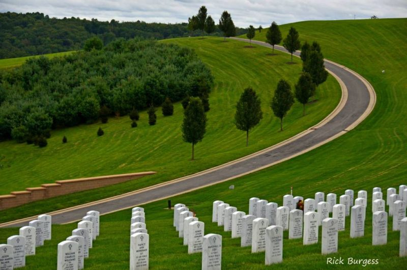 West Virginia National Cemetery at Grafton