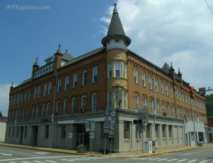 Romanesque architecture in Weston, West Virginia, Lewis County, Monongahela Valley Region