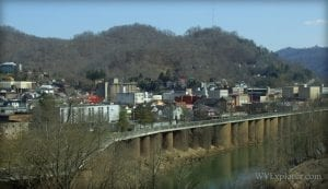 Williamson, West Virginia, Mingo County, Hatfield & McCoy Region