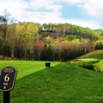 No. 6 at Woodhaven Course Golf Course, Glade Springs Resort, New River Gorge Region