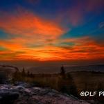 Dawn on Bear Rocks, Dolly Sods, Tucker County, Allegheny Highlands Region
