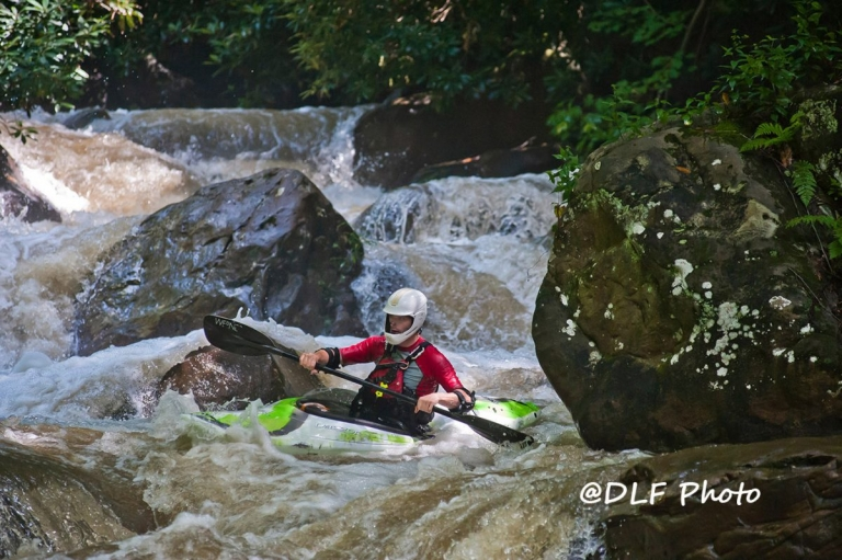 Making sense of whitewater rapid classifications