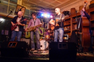 Justin Trawick Group at Purple Fiddle