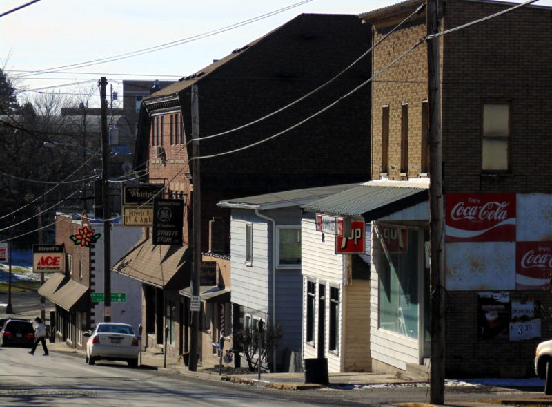 Masontown, West Virginia