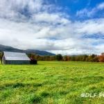 Barn near Dolly Sods, Randolph County, Allegheny Highlands Region