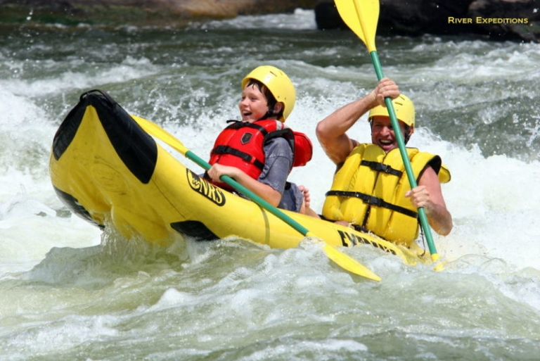 Whitewater rafters on New River can enjoy gentle options, outfitter says