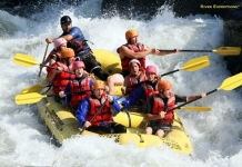 Raftload on Gauley River, River Expeditions