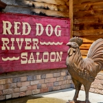Red Dog River Saloon, a legendary watering hole, Fayetteville, West Virginia, New River Gorge Region