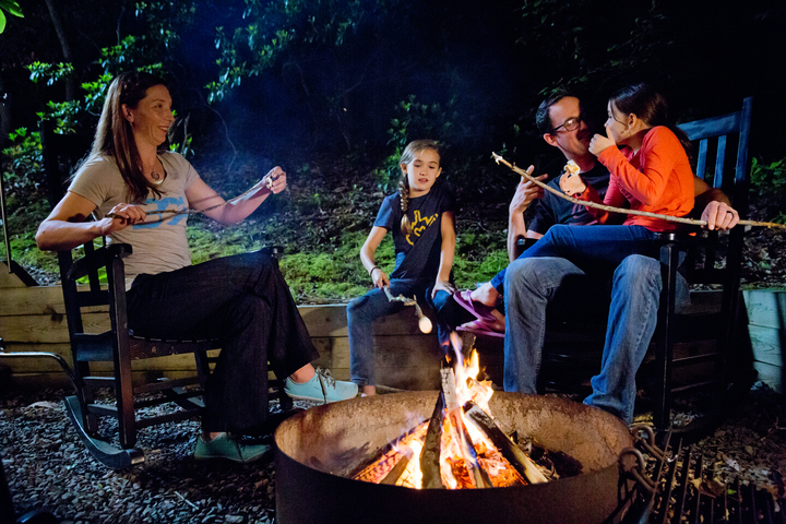 True ghostly tales selected for your next W.Va. campfire