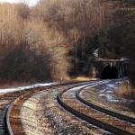 West end of Kingwood Tunnel, Tunnelton, WV, Preston County, Monongahela Valley Region