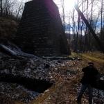 Virginia Furnace near Albright, WV, Preston County, Monongahela Valley Region