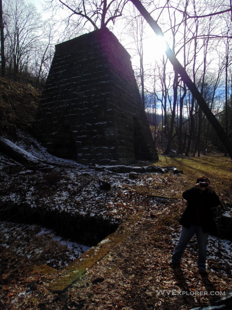 Virginia Iron Furnace