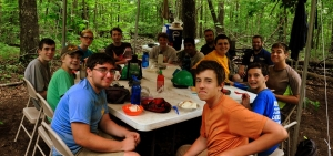 Camping in Fayetteville, West Virginia (WV)