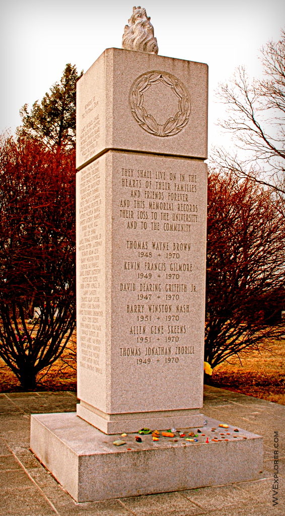 Flight 932 Cenotaph, Spring Hill Cemetery, Huntington, West Virginia, Cabell County, Metro Valley Region.