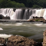 Sandstone Falls, Summers County, New River Gorge Region
