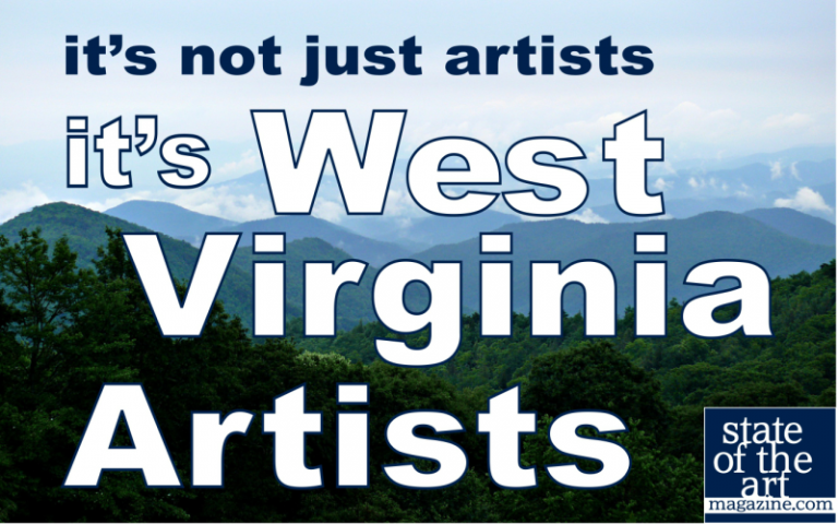 Top 10 West Virginia Arts Communities: 2014