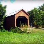 Dents Run Covered Bridge