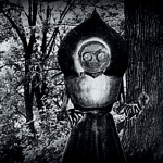 The Flatwoods Monster, among the best known West Virginia monsters