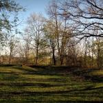 Ruins of Fort Scammon, Charleston, West Virginia, Kanawha County, Metro Valley Region