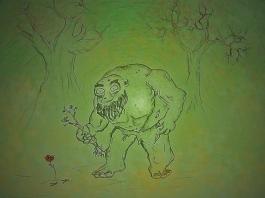 The Grafton Monster