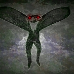 Mothman by Ted Fauster