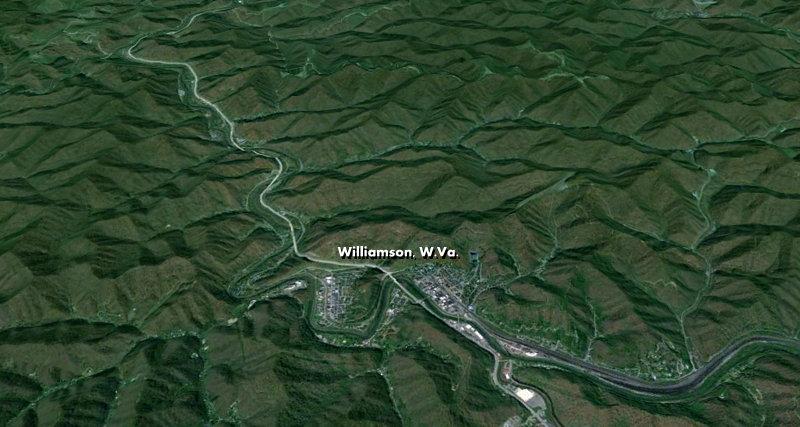 Mountains near Williamson, WV, to host Rally in the Valley