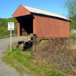 Walkersville Covered Bridge, Lewis County, Monongahela Valley Region