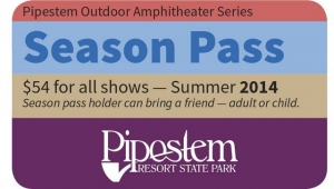2014 Pipestem Season Pass