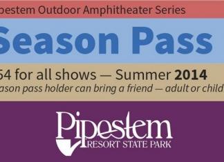 2014 Pipestem Season Pass