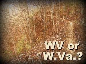 Abbreviation for West Virginia