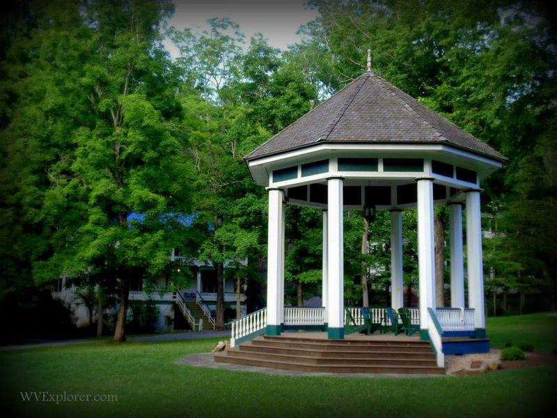 Capon Springs Pavilion