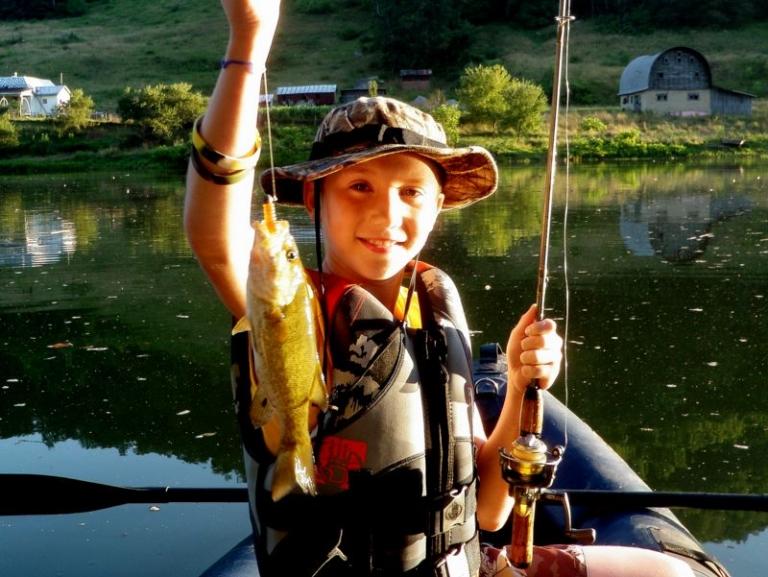 June 7-8 is free fishing weekend in West Virginia