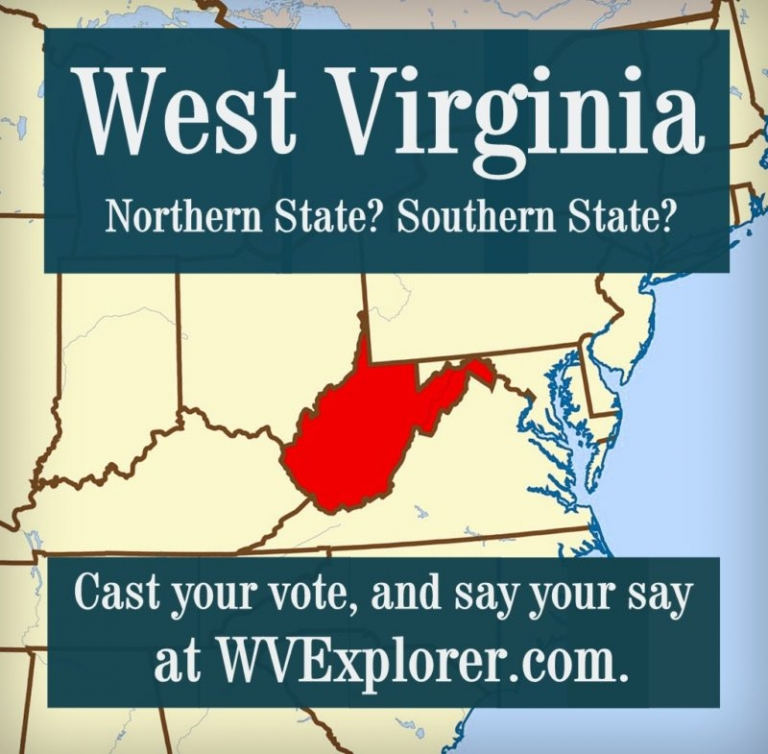 Is West Virginia a northern state or a southern state?