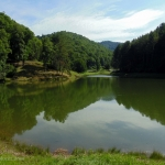 Berwind Lake, McDowell County, Hatfield & McCoy Region