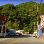 Town of Bradshaw, West Virginia, McDowell County, Hatfield & McCoy Region