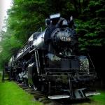 C&O 2755 Steam Locomotive
